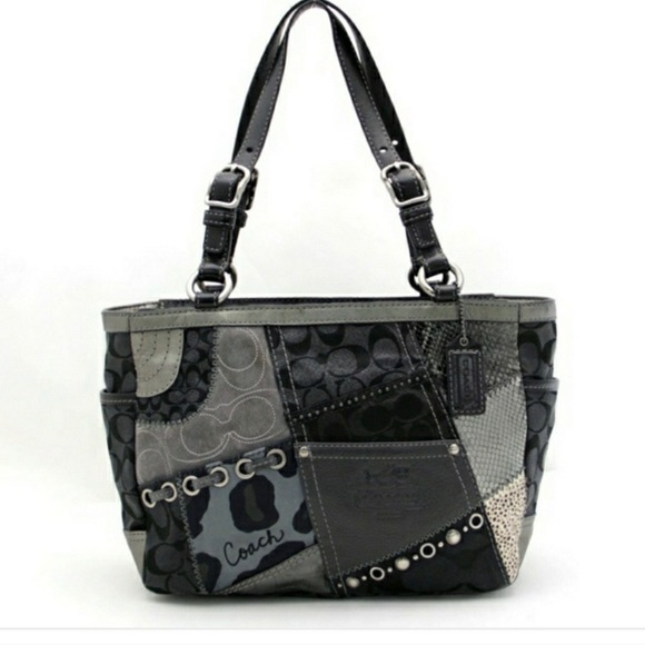 Coach Handbags - Coach patchwork purse